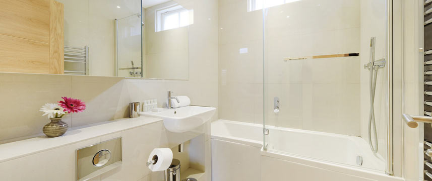 Fitzrovia by CAPITAL - Apartment 12 Bathroom