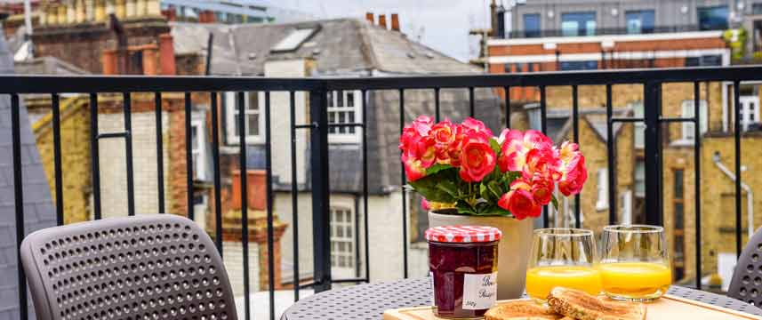 Fitzrovia by CAPITAL - Apartment 15 Terrace