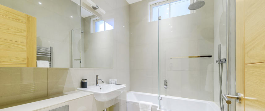 Fitzrovia by CAPITAL - Apartment 6 Bathroom