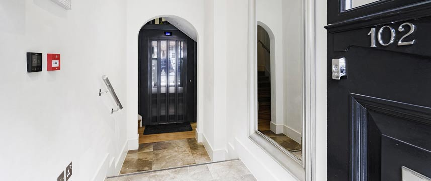 Fitzrovia by CAPITAL - Entrance Hall
