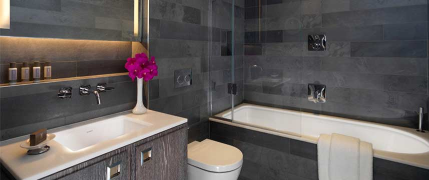 Flemings Mayfair - En-Suite Bathroom
