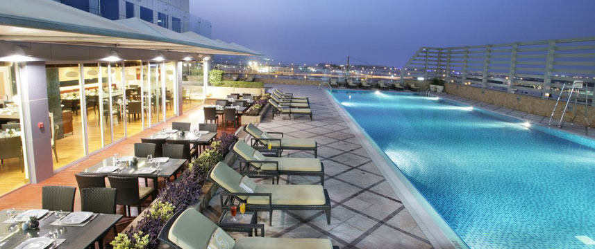 Fraser Suites  Dubai Outside