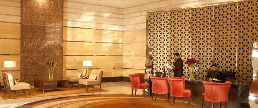 Fraser Suites  Dubai Reception
