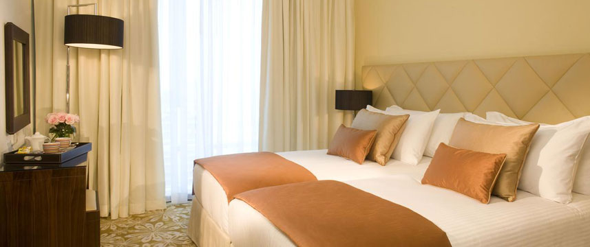Fraser Suites  Dubai Twin