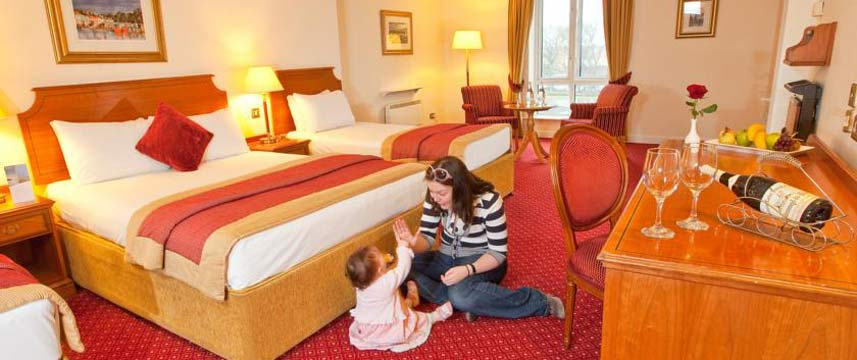 Galway Bay Hotel - Family Bedroom