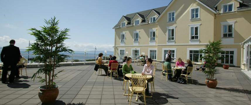 Galway Bay Hotel - Patio