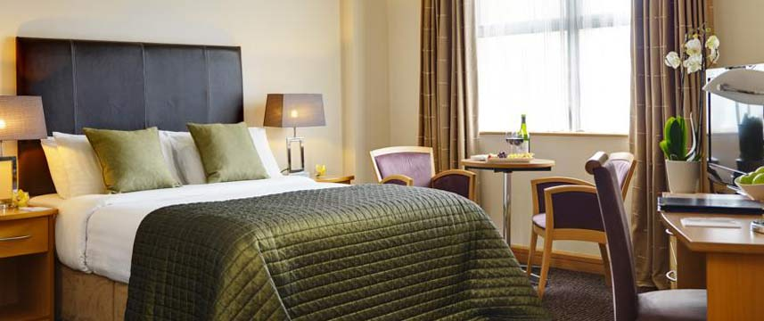 Galway Harbour Hotel - Double Room