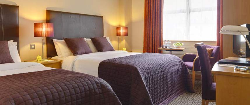 Galway Harbour Hotel - Family room