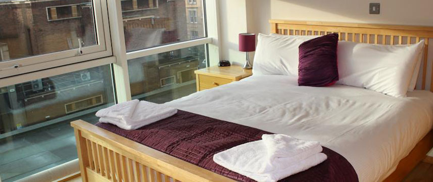 Glasgow Lofts - Apt Bed Double