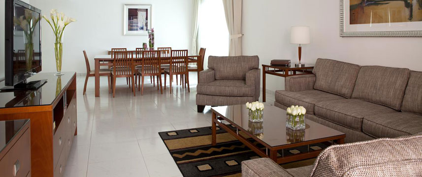 Golden Sands Hotel Apartments - Interior