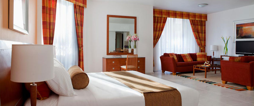 Golden Sands Hotel Apartments - Suite