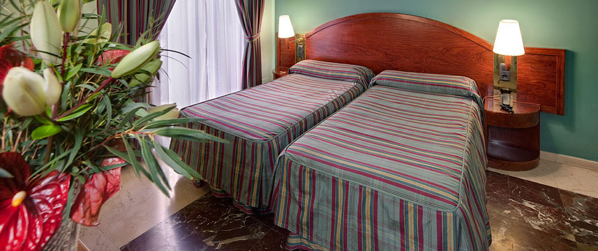 Gotico Hotel - Twin Beds