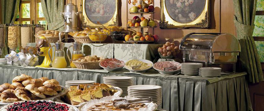 Grand Beverly Hills - Breakfast Buffet