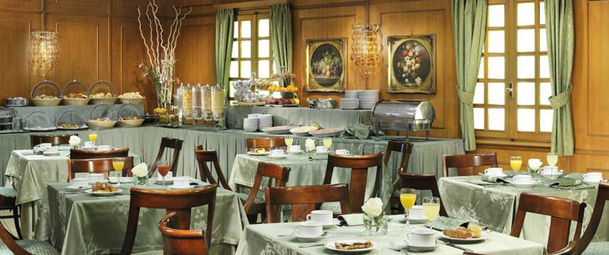 Grand Beverly Hills - Breakfast Room