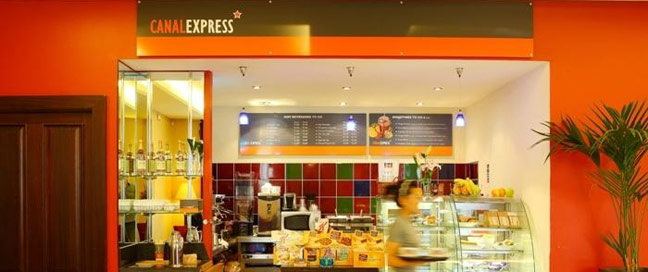 Grand Canal Hotel - Express Cafe