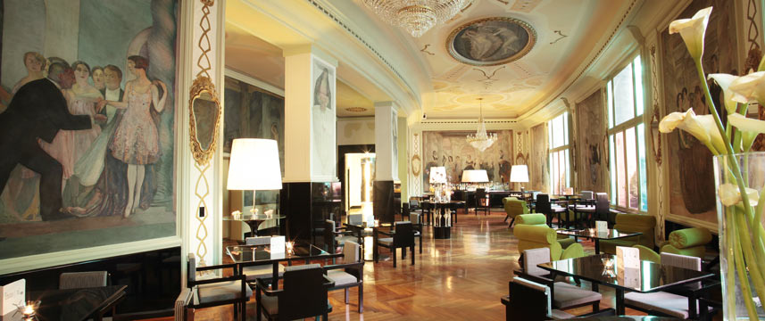 Grand Hotel Palace - Cadorin Restaurant