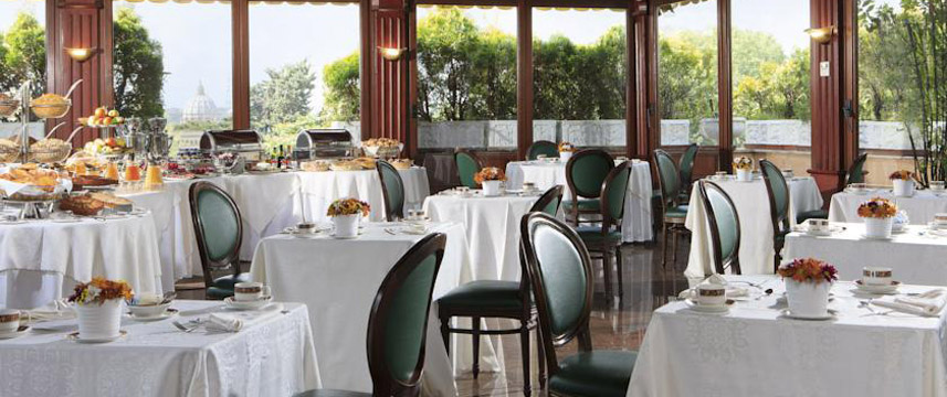 Grand Hotel del Gianicolo - Breakfast Room