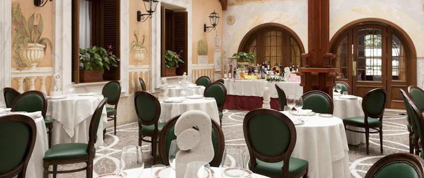 Grand Hotel del Gianicolo - Dining