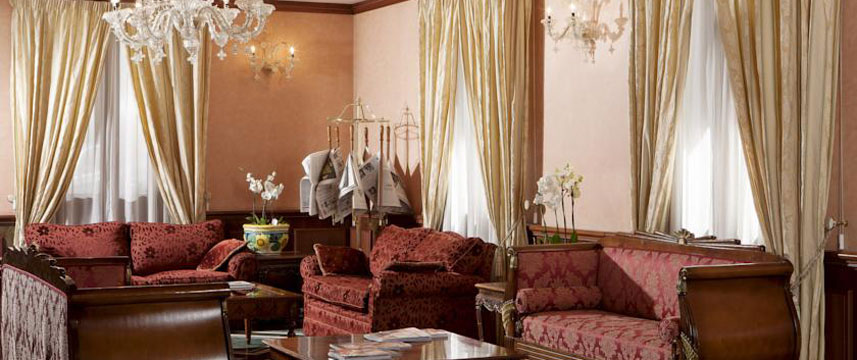 Grand Hotel del Gianicolo - Lounge
