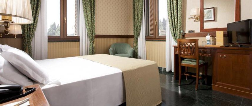 Grand Hotel del Gianicolo - Single Room