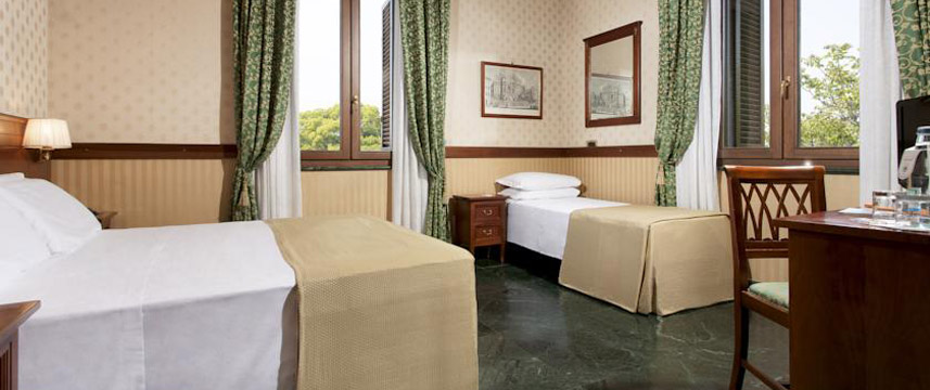 Grand Hotel del Gianicolo - Triple Room