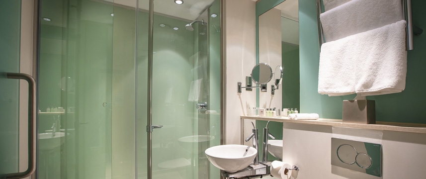 Great Cumberland Place - Standard Double Bathroom
