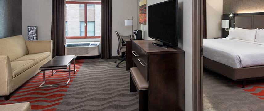 H Inn Manhattan Financial District King Executive Suite