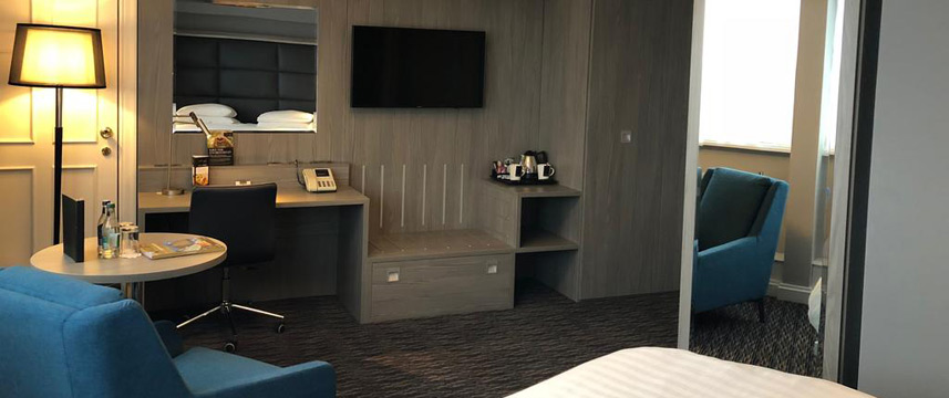 Hallmark Hotel  Birmingham - Executive Double Room
