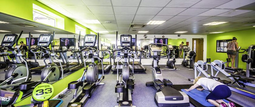 Hallmark Hotel Bournemouth West Cliff - Fitness Centre