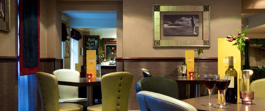 Hallmark Inn Liverpool - Lounge