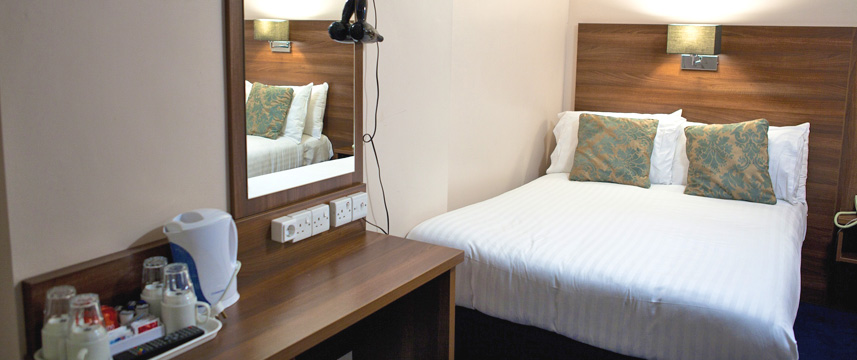 Hanover Hotel Victoria - Double Room