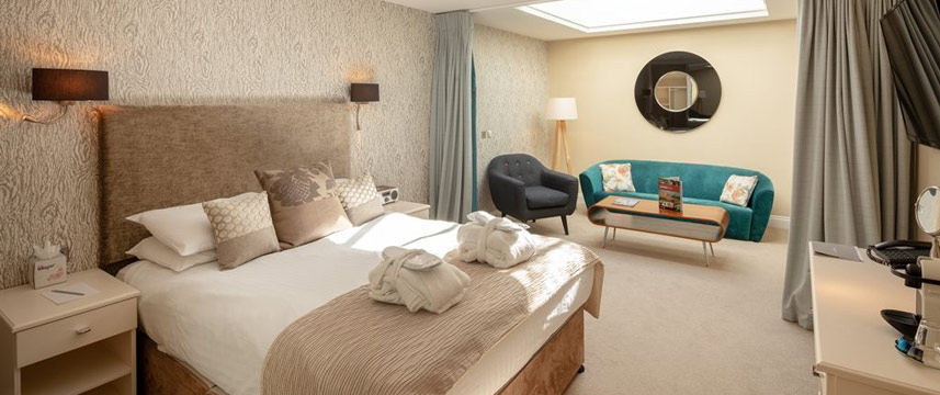 Hawkwell House Hotel - Club Room