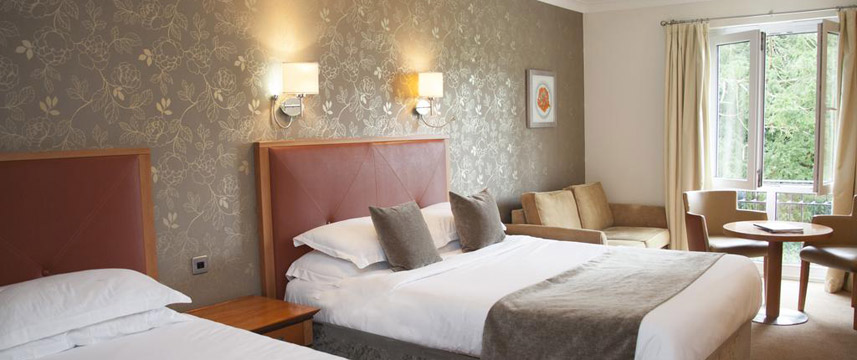 Hawkwell House Hotel - Family Room