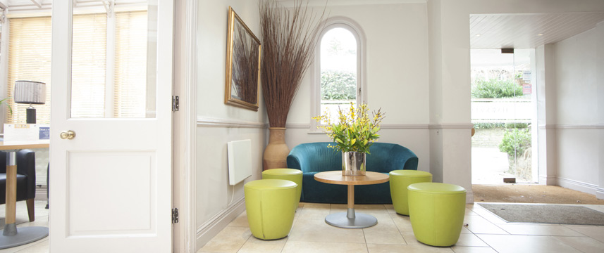 Hawkwell House Hotel - Lobby Seating