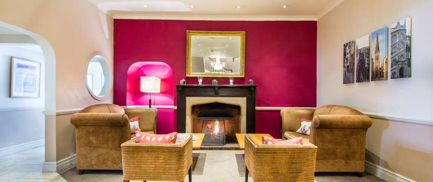 Hawkwell House Hotel - Lounge Seating