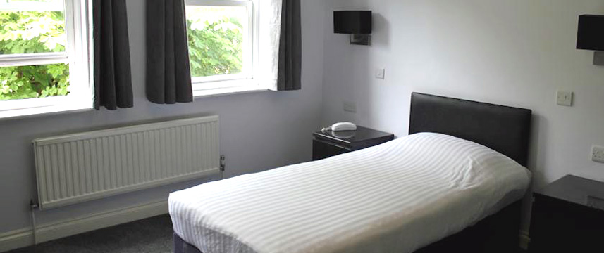 Hillingdon Prince Hotel - Twin Room