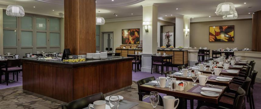Hilton Euston - Breakfast