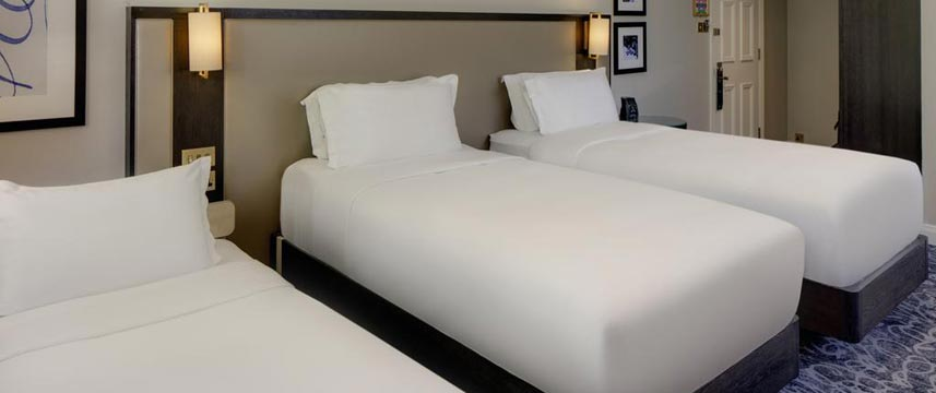 Hilton Euston - Triple Room