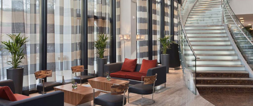 Hilton Liverpool City Centre - Lobby Seating