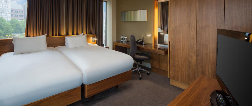 Hilton Liverpool City Centre - Twin Guest Room