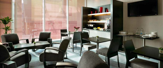 Hilton London Islington Executive Lounge