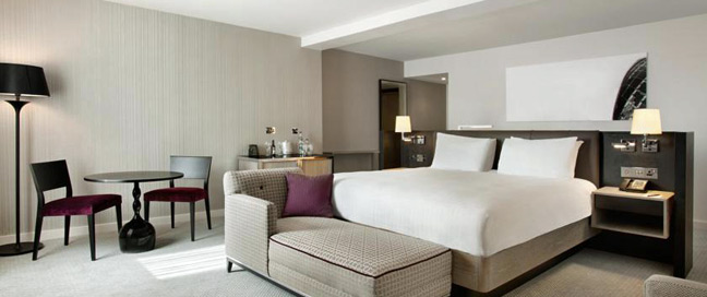 Hilton London Islington Suite
