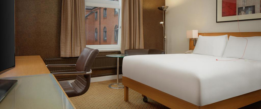 Hilton York - Accessible Room