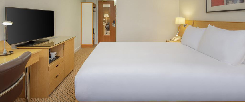Hilton York - Double Room