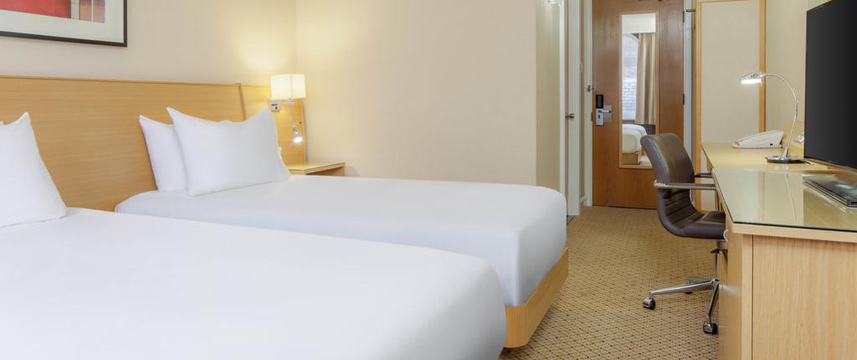 Hilton York - Twin Room