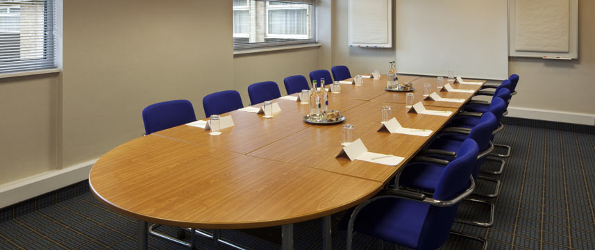 Hol Inn Derby M1 Meeting Room Table