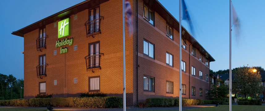 Holiday Inn A55 Chester West - Exterior