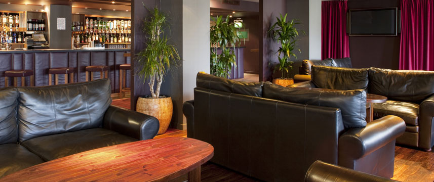 Holiday Inn Aberdeen West - Lounge