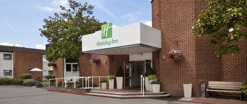 Holiday Inn Basingstoke - Entrance