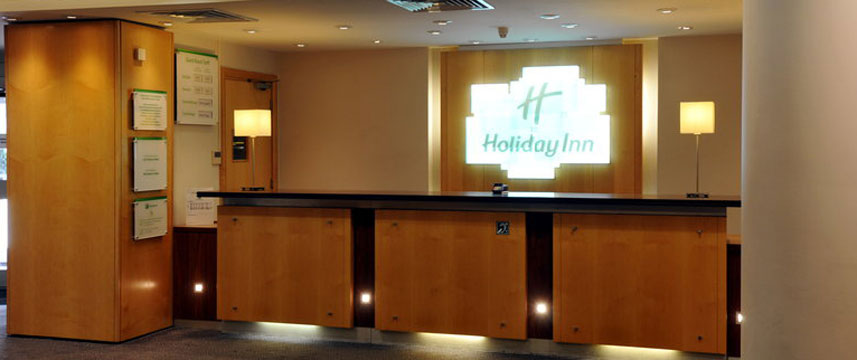 Holiday Inn Basingstoke - Reception